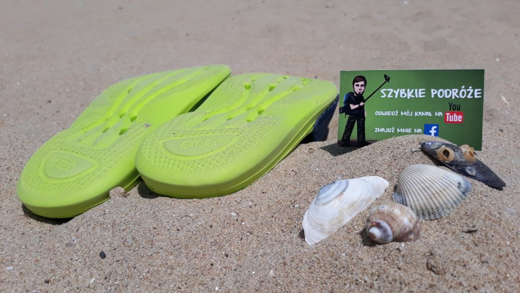 Szybka Rada - klapki na plaży