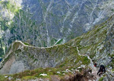 Szlak na przełęcz