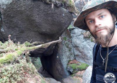 Tunelik pod Spicakiem